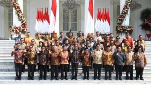 Kabinet Indonesia Maju  (Foto:  indonews.id)