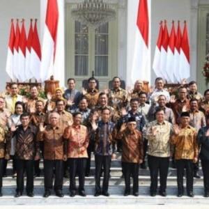 Masyarakat Ingin Yasonna Kena Reshuffle, Survei Tunjukkan 10 Nama Menteri yang Layak Ganti
