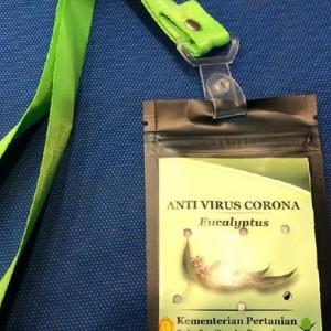 Heboh Kalung Antivirus Corona Kementan, #KalungAntiBego Trending hingga DPR Buka Suara