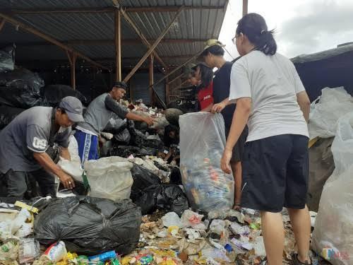 Pengelolaan sampah (ilustrasi/Dokumentasi MalangTIMES).