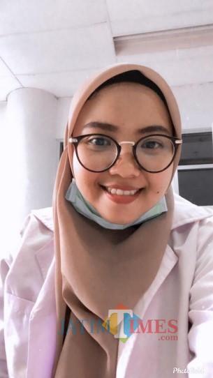 Dwi Indriani Manurug, Mahasiswi Magister di Fakultas Biologi UGM