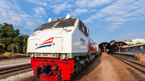 New Normal, Penumpang Kereta Api di Stasiun Blitar Masih Landai