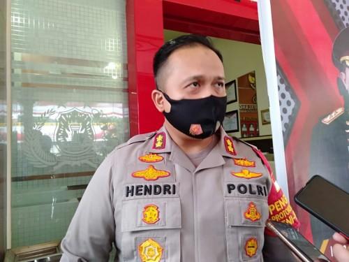 Kapolres Malang AKBP Hendri Umar saat dikonfirmasi awak media seusai rilis ungkap kasus di Mapolres Malang, Senin (6/7/2020). (Foto: Istimewa)