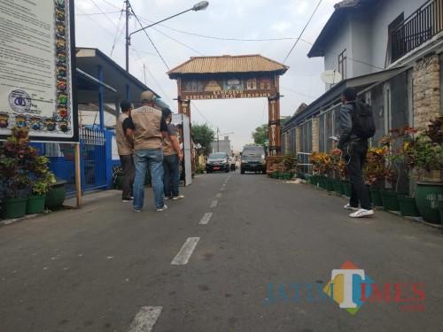 Kawasan RW 06 yang dilakukan PSBL di Dusun Ngandat, Desa Mojorejo Kecamatan Junrejo.