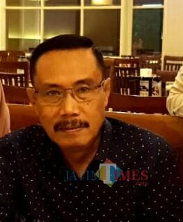Ketua APRI Jatim Moch. Sofyanto (Foto : Moch. R. Abdul Fatah / Jatim TIMES)