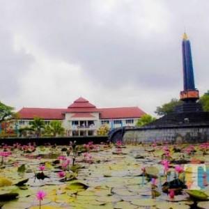 Menguak Fakta Sejarah Pucuk Monumen Tugu Kota Malang Benarkah Terbuat Dari Emas Jatim Times