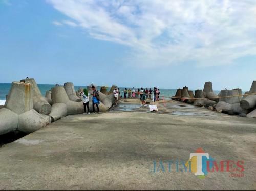 Pantai Glagah Yogyakarta