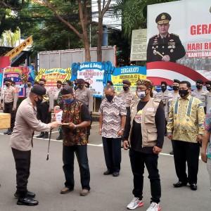 Polresta Malang Kota Unggulkan 6 Kampung Tangguh Berlaga di Tingkat Provinsi