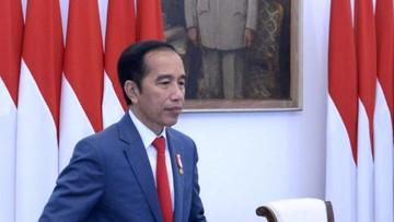 Presiden Joko Widodo (Foto:  CNBC Indonesia)
