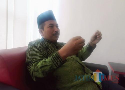 Umar Usman Siap Mundur dari Ketua PCNU Kabupaten Malang, Tunggu Pengesahan KPU