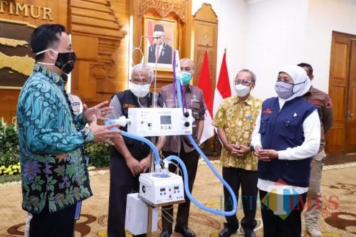 Pemprov Jatim dapat Bantuan Ventilator HFNC dari LIPI