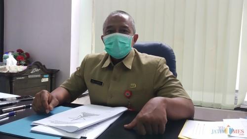 Kepala Disnaker-PMPTSP Kota Malang, Erik Setyo Santoso ST, MT (Pipit Anggraeni/MalangTIMES)