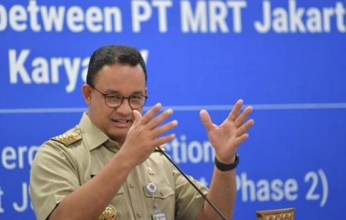 Gubernur DKI Jakarta Anies Baswedan (Foto:  Pikiran Rakyat)