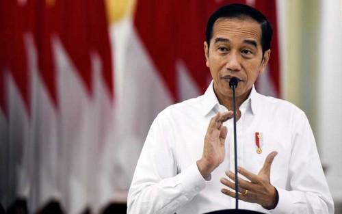 Presiden Joko Widodo (Foto:  Kabar24)
