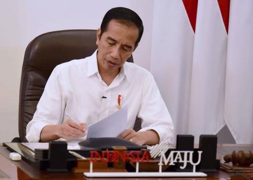Presiden Joko Widodo (Foto: Pikiran Rakyat)