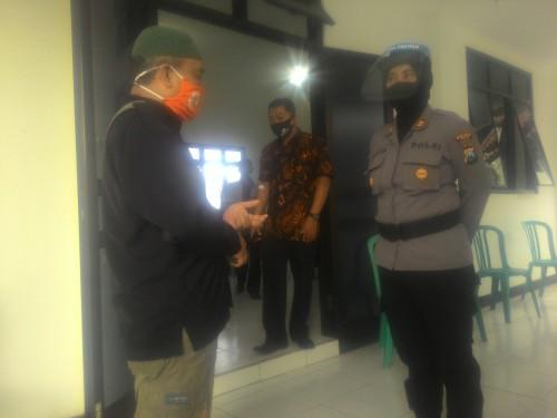 Petugas Coklit dan PPS di Pacitan Jalani Rapid Test