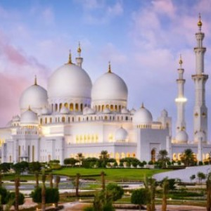 Jokowi Dapat Hadiah Masjid dari Pangeran Arab, Akan Dibangun Mirip Grand Mosque Abu Dhabi