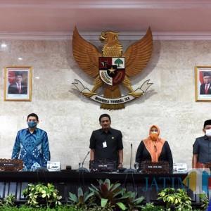 DPRD Kota Kediri Berhentikan Wakil Wali Kota lewat Rapat Paripurna