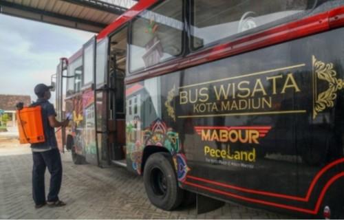 Genjot Pariwisata, Madiun Segera Luncurkan Transportasi Wisata Madiun Bus on Tour