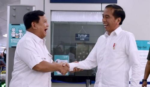"""Jokowi Tunjuk Prabowo Garap Proyek Lumbung Pangan, Gerindra: Bukan """"Deal"""" tapi Soal Visi"""