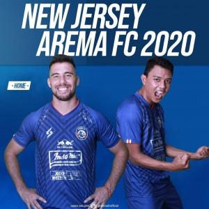 Arema FC Yakin Dukungan Sponsor Tetap Setia Hingga Akhir Musim