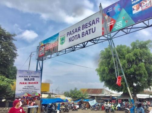 Dewanti Deadline Bawahannya untuk Tuntaskan Proyek Pasar Besar Kota Batu