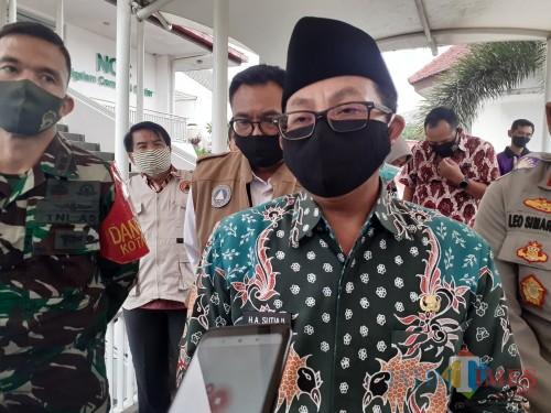 Di Luar Ekspektasi Jokowi, Angka Positif Covid-19 Terus Naik di Kota Malang