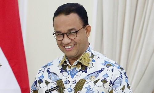 Gubernur DKI Jakarta, Anies Baswedan (Foto:  Pikiran Rakyat)