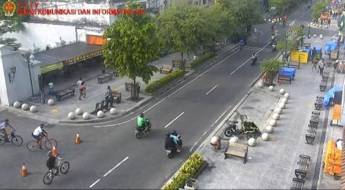 Lewat Aplikasi Ini, Masyarakat Bisa Pantau Ratusan CCTV di 8 Provinsi