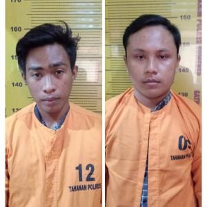 Buat Bondet, Dua Pemuda di Sumenep Ditangkap Polisi