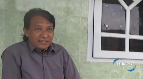 Legenda Arema, Maryanto (screenshot YouTube El Kepet Kelab Henam)