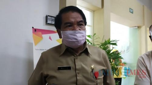 Sekretaris Daerah Kota Malang, Wasto (Pipit Anggraeni/ MalangTIMES).