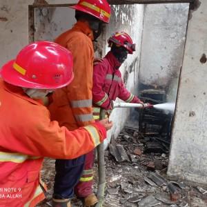 Gegara Anak Kecil Main Korek Api, Rumah di Cemorokandang Nyaris Ludes Terbakar