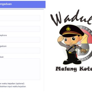 Tampung Pengaduan Masyarakat, Polresta Malang Kota Bakal Launching Aplikasi Wadul Polisi