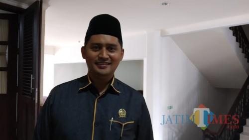 Anggota Komisi C DPRD Kota Malang, Ahmad Fuad Rahman (Pipit Anggraeni/MalangTIMES).