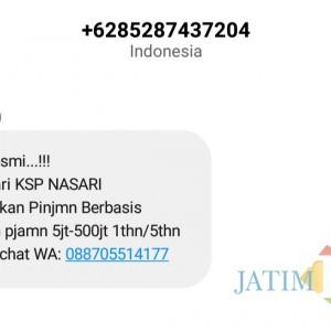 OJK Malang Tangani 497 Pinjaman Online Berkedok KSP
