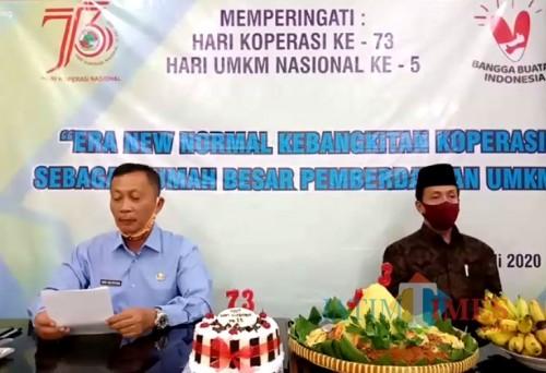 Peringatan Hari Koperasi di Kabupaten Bantul DIY