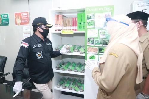 Pemkot Malang Inginkan Budidaya Herbal Masuk Kurikulum Pendidikan Lokal