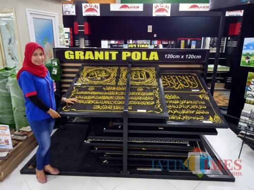 Indahnya Panel Kaligrafi dari Graha Bangunan, Customer Bisa Pesan Custom