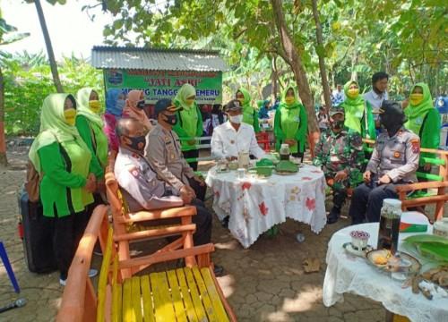 Kampung Tangguh Rejomulyo Diresmikan Wali Kota Madiun, Lurah Minta Ini pada Warganya