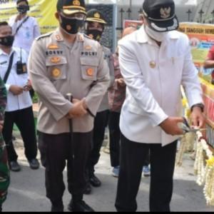 Lagi, Wali Kota Madiun Maidi Resmikan Kampung Tangguh Semeru