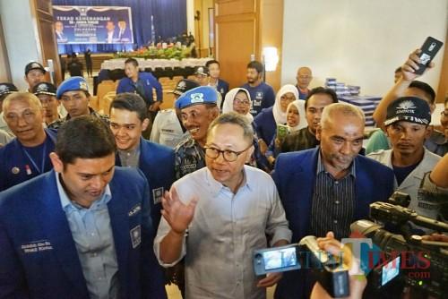 Diusulkan jadi Kandidat Ketua DPW PAN Jatim, Mas Abu: Insya Allah Siap
