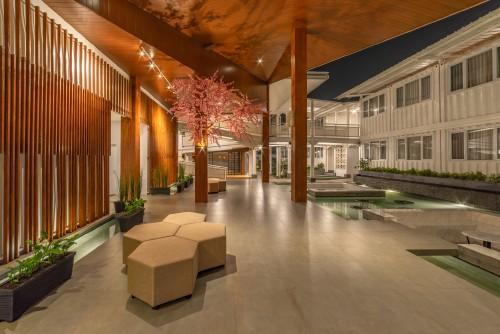 Menginap dalam Kontainer Serasa di Jepang? Kota Batu Punya Kontena Hotel