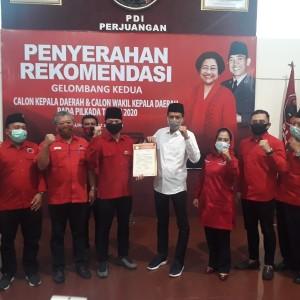 DPD PDIP Jatim Dipesani Angka Keramat 13 oleh Megawati untuk Pilkada 2020