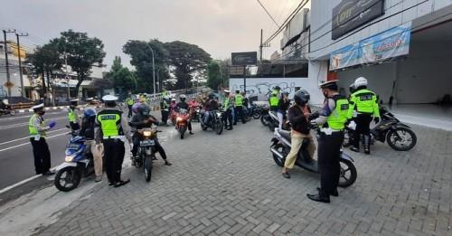 Masyarakat Harus Tertib Berlalu Lintas, Minggu Depan Polisi Gelar Operasi Patuh 2020