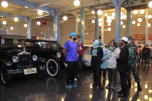 532 Pengunjung Kunjungi Jatim Park 3 dan Museum Angkut di Hari Pertama Buka