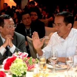 Presiden Jokowi Curhat ke Mahfud MD, Ngaku Di-bully Soal Kasus Novel Baswedan
