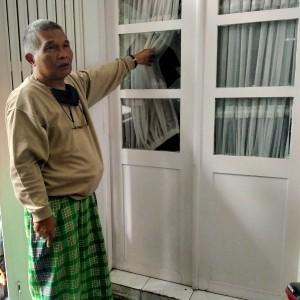 Rumah Pensiunan Dosen Dibobol Maling, 2 Televisi 40 Inc Raib