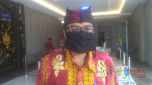 Istu Handono, Kepala Cabang Dinas Pendidikan Provinsi Jatim di Banyuwangi (Nurhadi/ JatimTIMES)