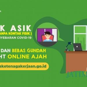 Bebas Pilih Lokasi Kantor Cabang, Klaim JHT Lapak Asik Online Jadi Lebih Mudah